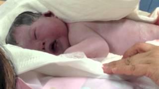 getlinkyoutube.com-出産直後のダウン症児の泣き声