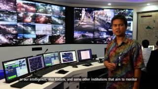 getlinkyoutube.com-Telkom and Huawei Smart City Partnership - Bandung Safe City for Asia Africa Summit