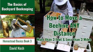 getlinkyoutube.com-Moving A Bee Hive