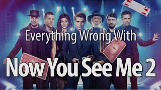 getlinkyoutube.com-Everything Wrong With Now You See Me 2