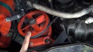 getlinkyoutube.com-ランドクルーザー 自作排気ブレーキ エアーシリンダー制御式
