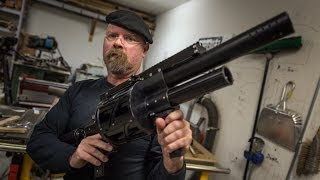 getlinkyoutube.com-Jamie Hyneman's High-Pressure Air Gun