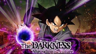 The DARKNESS Shrouding The Future: Goku Black Dokkan Event: NO ITEMS, NO STONES! 50 Stamina: Super