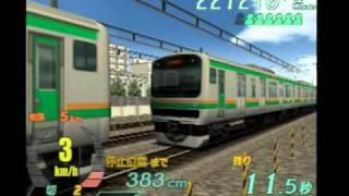 getlinkyoutube.com-電車でGO! 連結ゲーム E231系