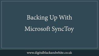 getlinkyoutube.com-Backup Using SyncToy