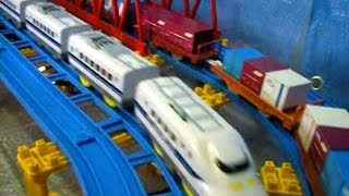 getlinkyoutube.com-プラレール貨物列車6 Takaratomy Plarail Freight Trains 6
