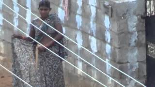 getlinkyoutube.com-Indian Aunty Daily Woring