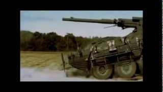 getlinkyoutube.com-「機動戦闘車」の射撃をいろんな装甲車と比べてみた。