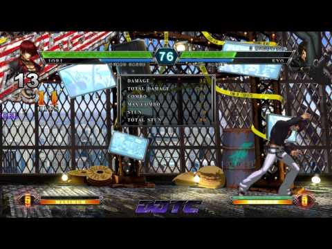 KOF XIII: Iori combo tutorial - Iori, Unbridled Instinct