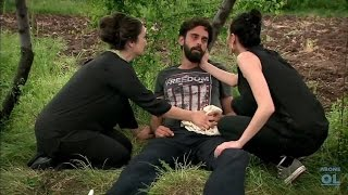 getlinkyoutube.com-Samhini 2M / Beni Affet / Ep 912 / Fin de saison 4 / La mort de Souheil