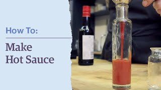 How to Make Hot Sauce