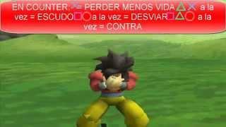 Dragon Ball GT Final Bout: Controles básicos, ataques de ki y MTO