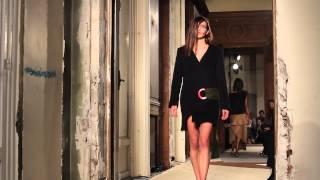 getlinkyoutube.com-Jacquemus F/W 2015. Daria Shapovalova at Paris Fashion Week