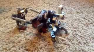 getlinkyoutube.com-Lego mixels quest for mixamajig part 2