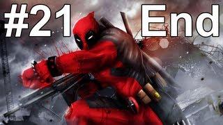 getlinkyoutube.com-Deadpool Gameplay Walkthrough Part 21 No Commentary