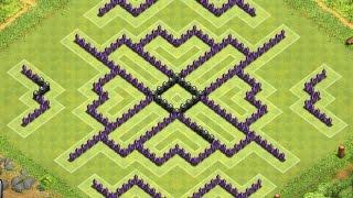 getlinkyoutube.com-Clash of Clans - Epic TH10 Farming Base by Jet