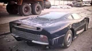 getlinkyoutube.com-AMAZING!!! Real exotic cars totally abandoned!!