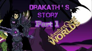 getlinkyoutube.com-AQWorlds - Drakath's Story | Part 1