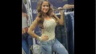 getlinkyoutube.com-Jackie Guerrido Sexy Fotos 2013 HD Video