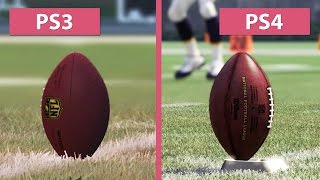 getlinkyoutube.com-Madden NFL 16 – PS3 vs. PS4 Graphics Comparison [FullHD][60fps]