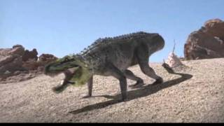 getlinkyoutube.com-Dinosaur Revolution | Eoraptor Mating Crasher