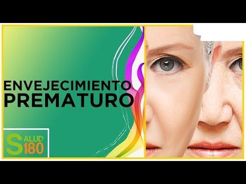 ¿Qué es el envejecimiento prematuro? | Salud180