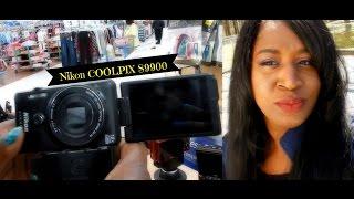 getlinkyoutube.com-Testing Out My New VLOGGING Camera| Nikon COOLPIX S9900 *2016*