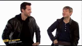 getlinkyoutube.com-MAX 60 Seconds: Richard Armitage (The Hobbit) (Cinemax)