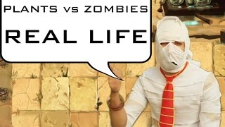 getlinkyoutube.com-Plants vs Zombies real life