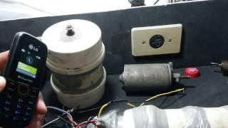 getlinkyoutube.com-Dispositivo  do torpedo lançador de linha de pesca