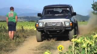 getlinkyoutube.com-Nissan Patrol RB25DET Hooning - PURE SOUND version