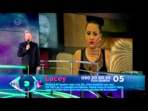Celebrity Big Brother UK 2013 - Day 14 - Live Eviction