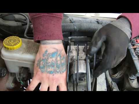ABS Module Replacement 08 Jeep Wrangler and Others also brake bleeding