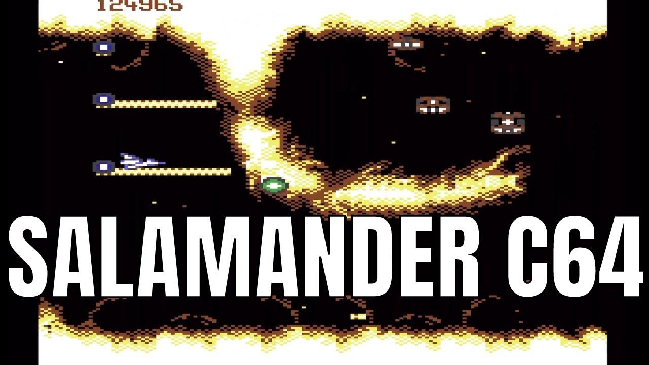 Salamander C64