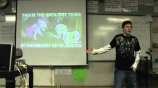 getlinkyoutube.com-Informative Speech - My Little Pony (Funny) (8th grade student)