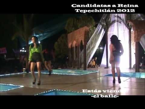 Certamen de Candidatas a Reina de Tepechitlán, Zac. 2012
