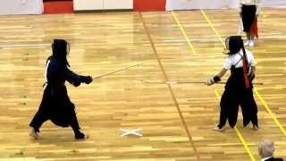 getlinkyoutube.com-第55回都道府県なぎなた対剣道異種試合 - 55th Todōfuken ishujiai Naginata vs. Kendō