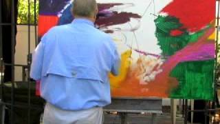 getlinkyoutube.com-Abstract Expressionist Artist Patrick Gaughan