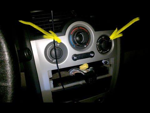 Расположение предохранителя передних габаритов у Renault Лагуна 2