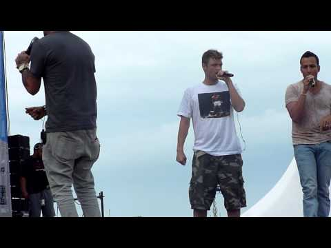 Backstreet Boys - Oostende (Belgium) - Soldier - Soundcheck - July 20th 2014