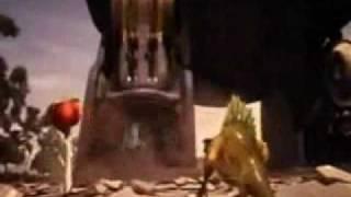 getlinkyoutube.com-Monsters vs Aliens- Alien Robot