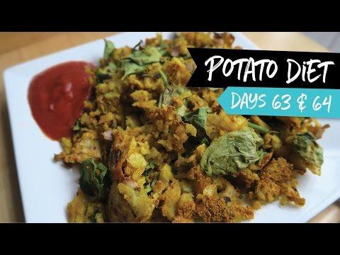 Week 9 Weigh In EEEP!     Potato Cleanse Days 63 & 64