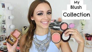 getlinkyoutube.com-My Makeup Stash- High End Blushes!