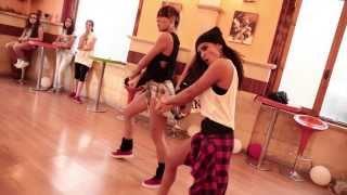 getlinkyoutube.com-Chris Brown - Love More ft Nicki Minaj || Choreography by Burcu Gidenoglu