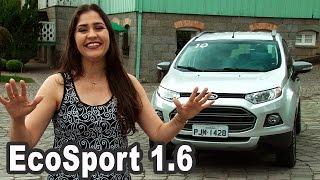 getlinkyoutube.com-Novo Ford EcoSport 1.6 Powershift 2016
