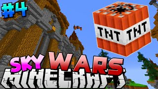 getlinkyoutube.com-Minecraft: SkyWars Episode 4 - THE TNT GOT ME (Mineplex Skywars Server Game)