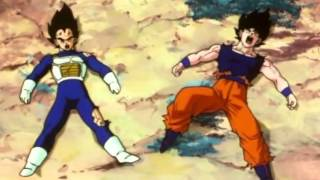 getlinkyoutube.com-TFS - Vegeta and Goku get hit in the D***!