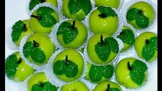 getlinkyoutube.com-حلوى التفاحة باللوز روووعة