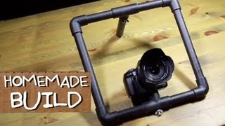 getlinkyoutube.com-DSLR Camera Stabilizer for Under $5 (Part 2: BUILD) - Homemade Film School