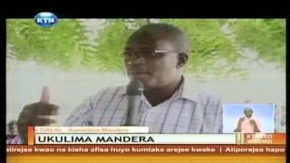 Wenyeji wa Mandera watakiwa kukumbatia ukulima badala ya kutegemea msaada